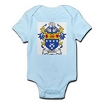 Yorston Coat of Arms Infant Creeper