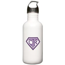 Royal CTR emblem Water Bottle
