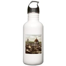 Vintage Florence Cathedral Water Bottle