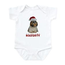 Naughty Shih Tzu Infant Bodysuit
