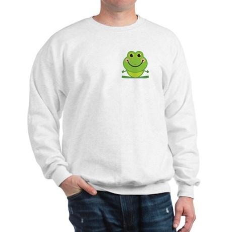Simple Frog: Sweatshirt