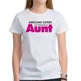 Awesome Sisters Get Promoted to Aunt Tee