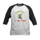 Hooray, I Can Read! Boy Tee