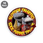 "Socks logo Chunky 3.5"" Button (10 pack)"