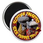 """Socks logo Chunky 2.25"""" Magnet (100 pack)"""