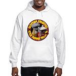 Socks logo Chunky Hooded Sweatshirt