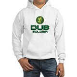 DUB SOLDIER DJ Jumper Hoody