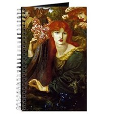 Ghirlandata by Dante Gabriel Rossetti Journal