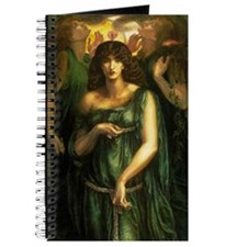 Astarte Syriaca by Burne-Jones Journal