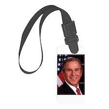 George W. Bush Luggage Tag