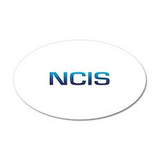 NCIS 22x14 Oval Wall Peel