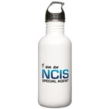 I am an NCIS special agent Water Bottle