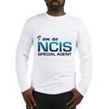 I am an NCIS special agent Long Sleeve T-Shirt