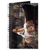 The Lady of Shalott by Waterhouse Journal