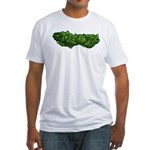 The Good Green Fitted T-Shirt
