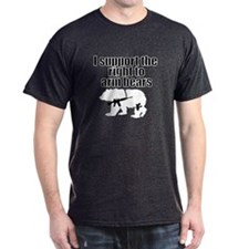 Cute Right to arm bears T-Shirt