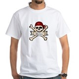 Personalized Pirate Skull Shirt