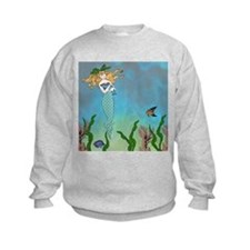 Vintage Mermaid Sweatshirt