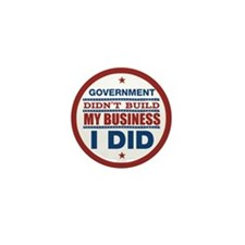 Government Didn't Build my Business