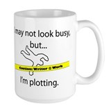 Beware: Plotting Writer Tasse