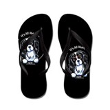 Tricolor CKCS IAAM Flip Flops