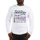 Ulcerative colitis Long Sleeve T-Shirt