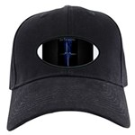 Live Wire Athletics Black Cap