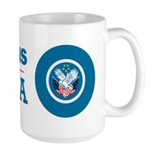 Veterans for Obama Mug