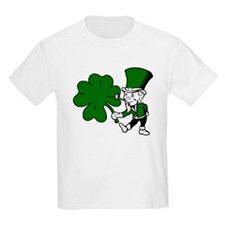 Irish Leprechaun Kids T-Shirt