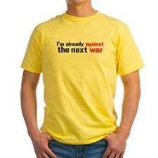 Against The Next War T