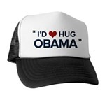 Hug Obama Trucker Hat