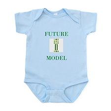 Future Desert Model Infant Bodysuit