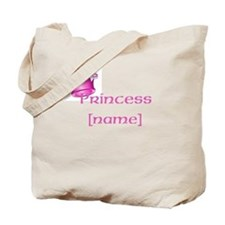 Personlized Princess Tote Bag