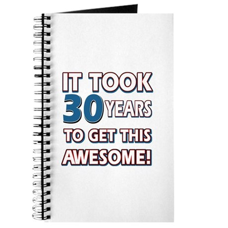 Birthday Gift Ideas 30 On Gifts Journals Spiral Notebooks Year Old