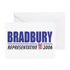 Bradbury 2006 Greeting Cards (Pk of 10)