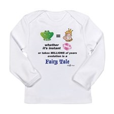 Cute Frog Long Sleeve Infant T-Shirt