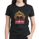 Read Baby Read Women's Dark T-Shirt