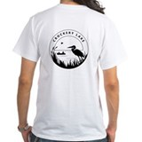 Men's White Crockery Lake T-Shirt