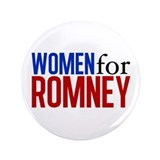 "Women for Romney 3.5"" Button"
