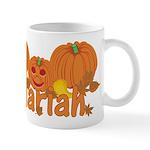 Halloween Pumpkin Mariah Mug