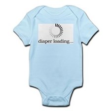 diaper loading... Body Suit
