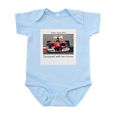 2012 U.S. Grand Prix Infant Bodysuit