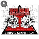 Carlson Gracie Team Puzzle