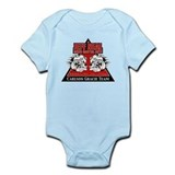 Carlson Gracie Team Infant Bodysuit