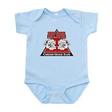Carlson Gracie Team Infant Bodysuit