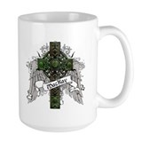 MacKay Tartan Cross Mug