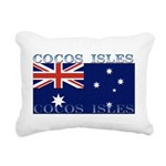 CocosIsles.jpg Rectangular Canvas Pillow
