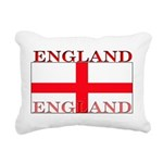England.jpg Rectangular Canvas Pillow