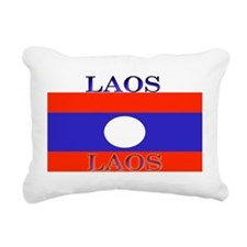 Laos.jpg Rectangular Canvas Pillow