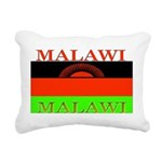 Malawi.png Rectangular Canvas Pillow